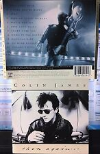 Colin James - Then Again (CD, 2007, EMI/Virgin, Canada)