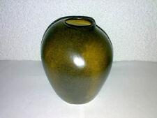 Vase Studio Pottery Keramik TK JI 61 H: 13 cm Organic Shape ** Space Age ?? **