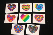 18 x Heart Tattoos Great for Kids Parties or Stocking Fillers