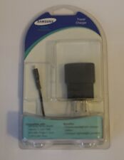 Samsung Travel Charger ETA0U60JBEB Detachable W/ micro USB cable