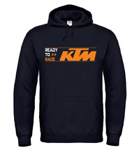 T-SHIRT o felpa MAGLIETTA KTM Pronto A Correre T-Shirt Biker Moto Rider 5xl 4xl