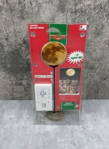 Lemax Coventry Cove Lighted Full Moon Holiday Village Light Accessory 44136