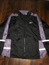Womens Vintage Reebok Windbreaker Large