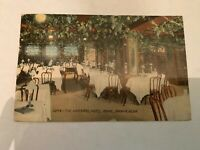 Vintage 1915 The Vineyard Hotel Rome Omaha Nebraska Postcard