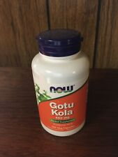 Now Foods - Gotu Kola, Herbal Supplement, 450mg, 100 Veg Capsules