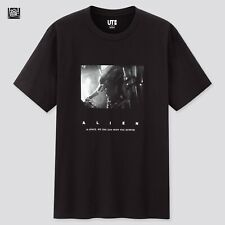 Uniqlo - Sci-Fi Movie Collection Ut Alien (Short-Sleeve Graphic T-Shirt)