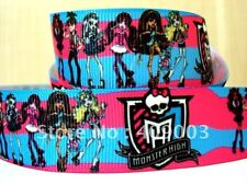 "Monster High Ribbon 1"" Wide 1m is only £0.99 NEW"