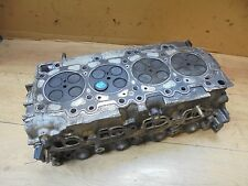 NISSAN X TRAIL 2003 2.2 DCI DIESEL CYLINDER HEAD ( SELLING FOR VALVE USE ONLY )