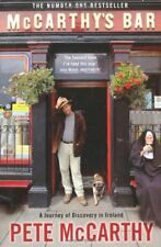 McCarthy's Bar: A Journey of Discovery in Ireland-Pete Mccarthy, 0340766050