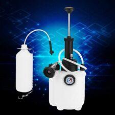 3L Manual Pressure Brake Clutch Bleeding System Tool Fluid Bleeder Kit hand pump