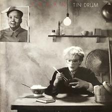 JAPAN - Tin Drum (LP) (VG/G)