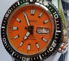 SEIKO SUPERIOR BRAND NEW MENS AUTOMATIC 200m DIVERS WATCH SRP497K1