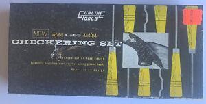 VINTAGE GUNLINE C55 Checkering Set Leader-18