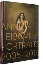 SIGNED In person Annie Leibovitz Portraits 2005 2016 Photography