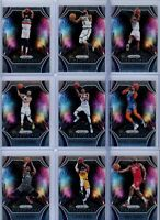 2019-20 Panini Prizm Basketball Fireworks Insert Singles  - Pick Your Players