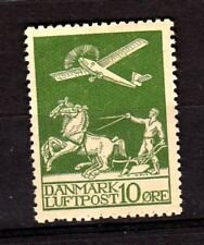 Denmark Stamps, #143 Mnh