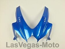 2008 2009 2010 GSXR600 GSXR750 Upper Front Nose Headlight Panel Cowling Fairing