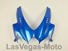2008 2009 2010 GSXR600 GSX-R600 750 Upper Front Nose Cowling Fairing Baby Blue