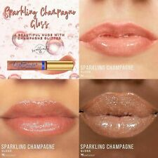 Limited Edition Sparkling Champagne Gloss by LipSense -Gorgeous! Full-Sized.