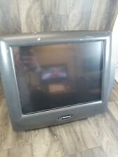 Radiant System POS Terminal Touch Screen Model P1520 With Credit Card TESTED
