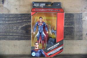 JUSTICE LEAGUE Action Figure SUPERMAN BAF STEPPENWOLF 2017 Mattel