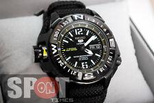 Seiko 5 Sport Automatic 23 Jewel Nylon Strap Men's Watch SKZ317J1