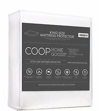 "Ultra Luxe Bamboo derived Viscose Rayon Mattress Pad Protector KING 76'X79""+15"""
