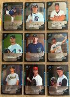 50) MATT GREEN Arizona Diamondbacks 2005 Bowman *CHROME*  DP Baseball Card LOT