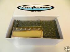 KENT ARMSTRONG JAZZY JOE HJGN6-N ARCHTOP PICKUP FLOATING NECK ADJ. POLES NICKEL