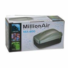 LM Via Aqua Million Air Pump MA400 - 2 Air Outlet (50 Gallon Tank)