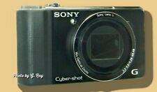 SONY HX9V MECHANICALLY RECONDITIONED-GPS-16X ZOOM-FULL HD VIDEO-SHARP MACRO PICT
