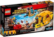 LEGO Marvel Super Heroes - 76080 Ayeshas Rache / Ayesha's Revenge - Neu & OVP
