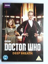 Doctor Who - Deep Breath   DVD  New & Sealed WDW-D