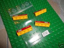 LEGO   7731   Mail  Van  4  'Panel 1 x 4 x 1' (30413)  with  sticker