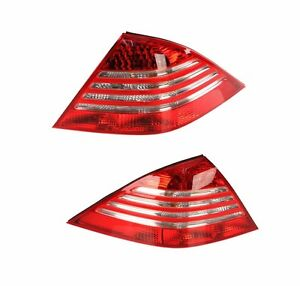 For Mercedes W215 CL500 CL600 Set of Left & Right Right Tail Lights Ulo