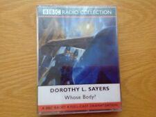Whose Body? : BBC Radio 4 Full-Cast Dramatisation Dorothy L. Sayers - Cassettes