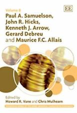 Paul A. Samuelson, John R. Hicks, Kenneth J. Arrow, Gerard Debreu and Maurice F.