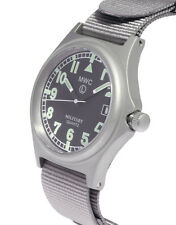 MWC G10 Current European Spec Stainless Steel Military Watch With Battery Hatch