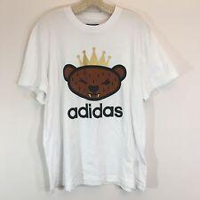 NWT Adidas Originals Nigo Bear Tshirt Men's Size XL