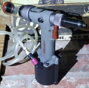PROSET 2500 MCS POP EMHART STANLEY ENGINEERED  AIR RIVETER RIVET GUN HYDRAULIC