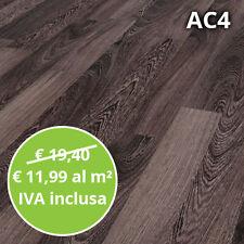 Pavimento in Laminato Wengè Kyoto Confezione Da 2.22mq   8 mm AC4
