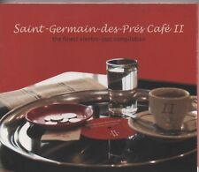 Saint Germain Des Pres cafe II  [Cd]