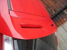 ford focus st spoiler from 2007 in red