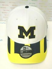 Michigan Wolverines Men's New Era 39THIRTY M/L Cap Hat