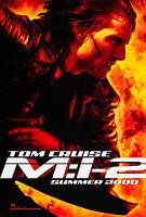 Mission Impossible 2 Original Filmposter UV / Beschichtet (Hochglanz)