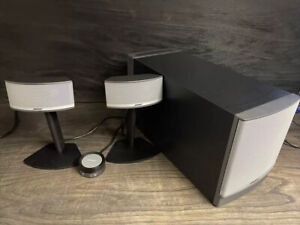 Bose Companion 5 multimedia speaker system Great Working Condition!