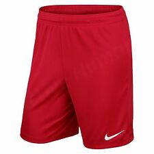 Nike Park II Knit Short NB L rojo