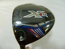 New LH Callaway XR 15 9* Driver Project X 6.0 - Stiff flex Graphite XR