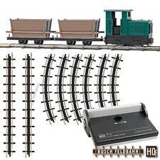 Busch 12001 Field Railway H0f Startset Gate Floren Nip 2 Years Dealer Warranty