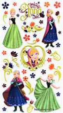 EK Success Jolee's boutique stickers Disney-congelées-Anna & fleurs